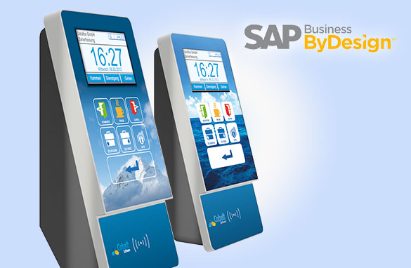 Terminals für SAP Business ByDesign